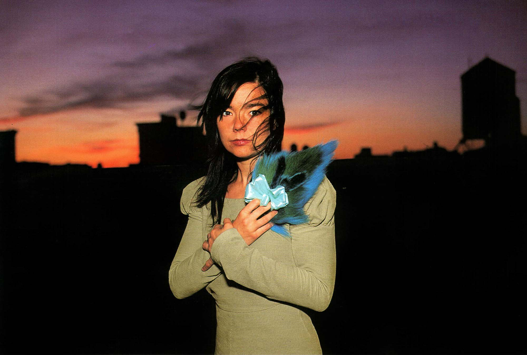 photos nan goldin et bjork