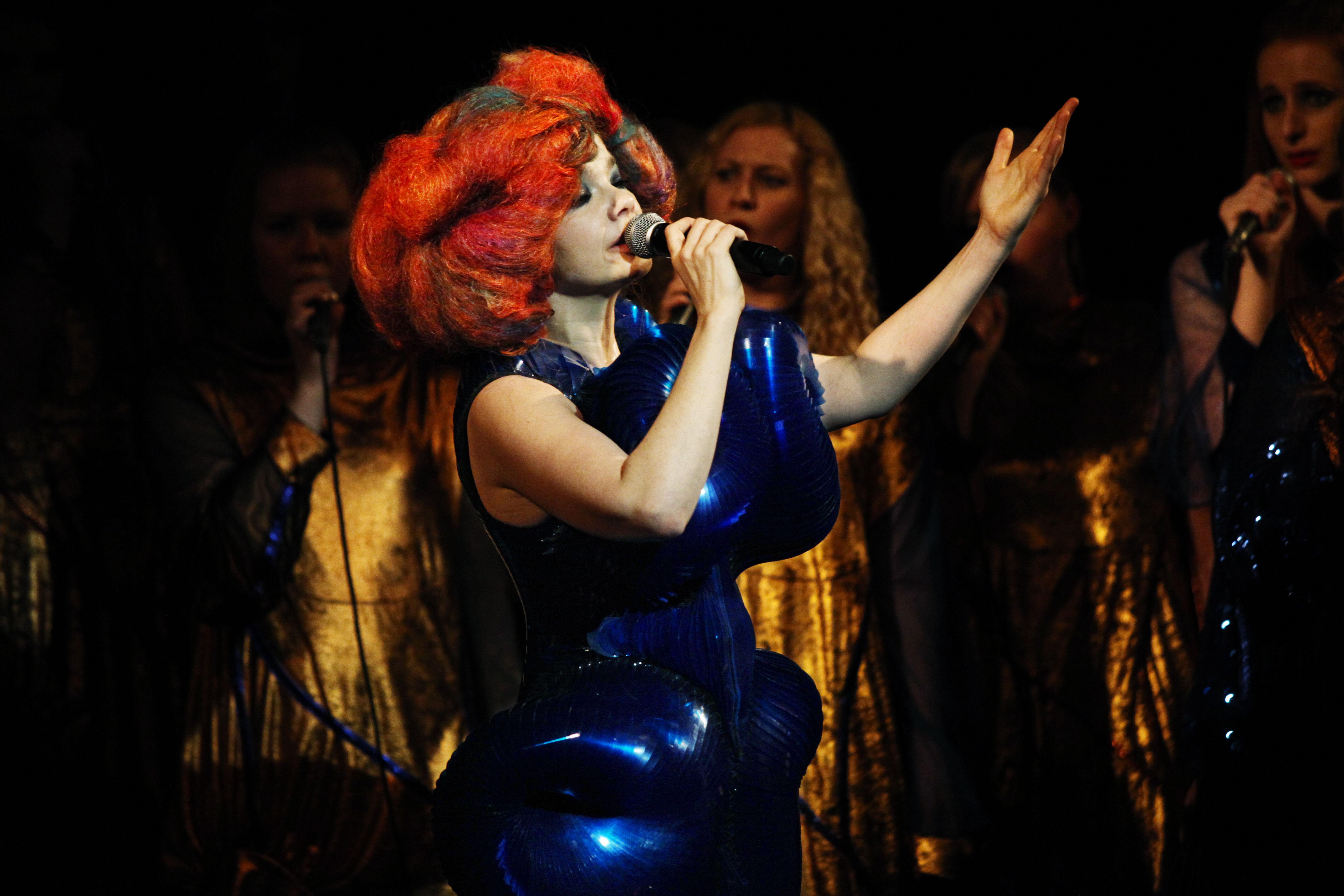 Björk - Náttúra