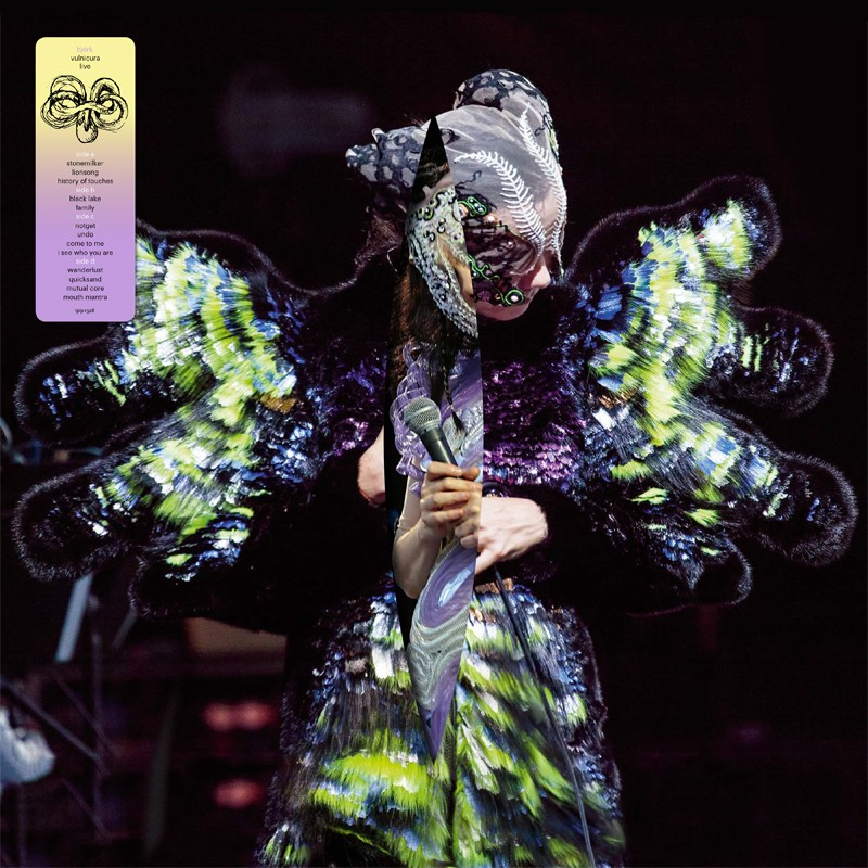 Bj 246 Rk Vulnicura Live Discographie