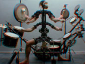 Monkey Drummer - Chris Cunningham