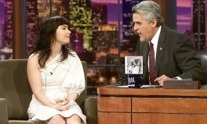 Photo Live Jay Leno - 19 octobre 2001