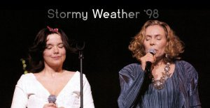 Stormy Weather avec Joni Mitchell - Wiltern Theatre