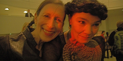 Un album en duo avec Meredith Monk