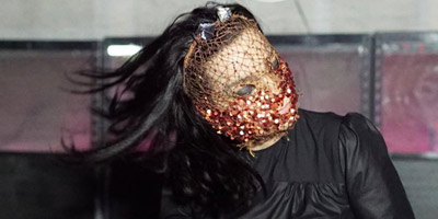 Björk en DJ set à New York